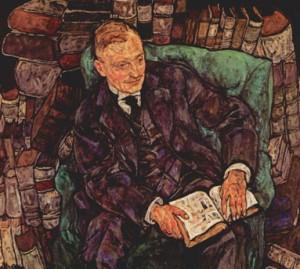 Portrait of Hugo Koller by Schiele.jpg